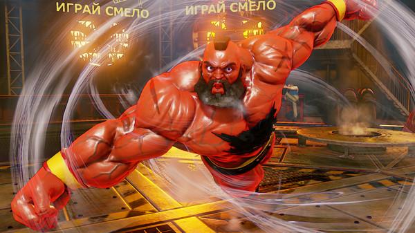 Скриншот №24 к Street Fighter V