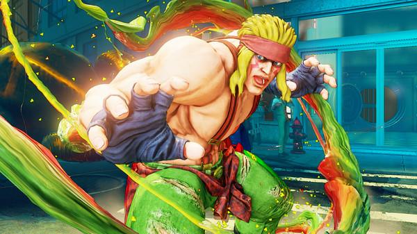 Скриншот №15 к Street Fighter V
