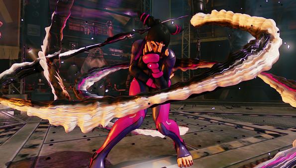 Скриншот №57 к Street Fighter V