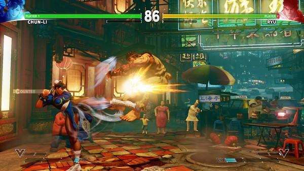 Скриншот №38 к Street Fighter V