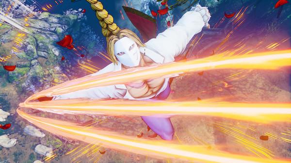Скриншот №30 к Street Fighter V
