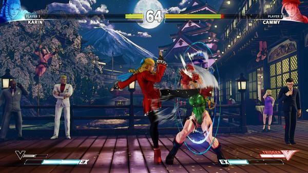 Скриншот №39 к Street Fighter V