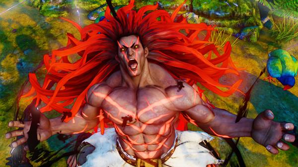 Скриншот №31 к Street Fighter V
