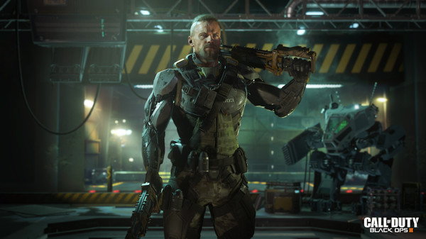 Скриншот №2 к Call of Duty® Black Ops III