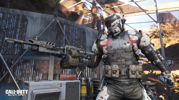 Скриншот №9 к Call of Duty® Black Ops III