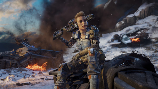 Скриншот №14 к Call of Duty® Black Ops III