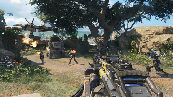 Скриншот №13 к Call of Duty® Black Ops III