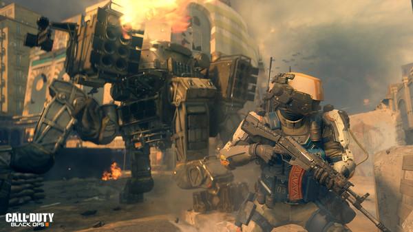 Скриншот №1 к Call of Duty® Black Ops III