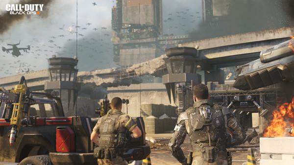 Скриншот №7 к Call of Duty® Black Ops III