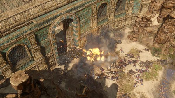 Скриншот №12 к SpellForce 3