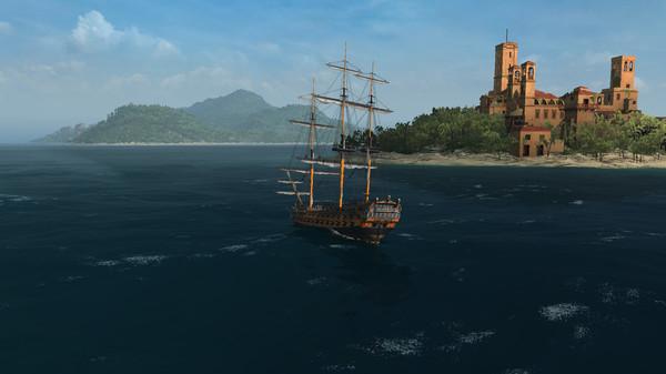 Скриншот №17 к Naval Action