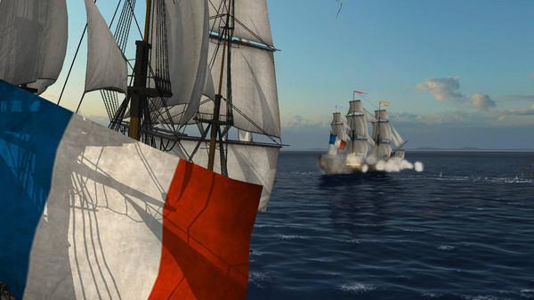 Скриншот №1 к Naval Action