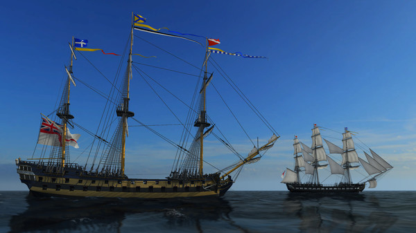 Скриншот №3 к Naval Action