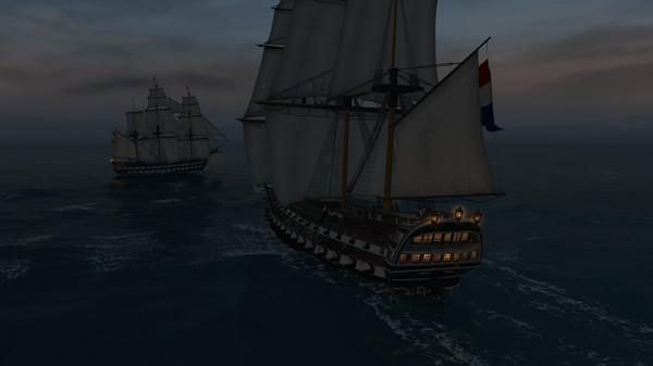 Скриншот №4 к Naval Action