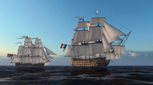 Скриншот №10 к Naval Action