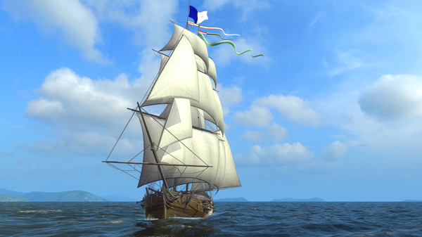 Скриншот №2 к Naval Action