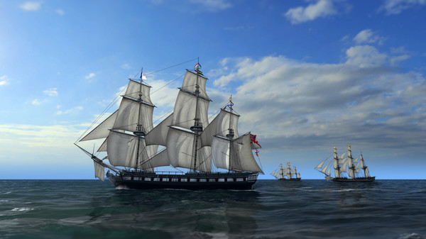 Скриншот №5 к Naval Action