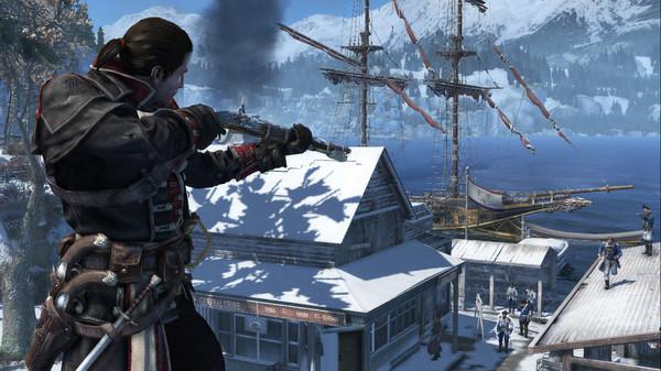 Assassin's Creed Rogue скриншот