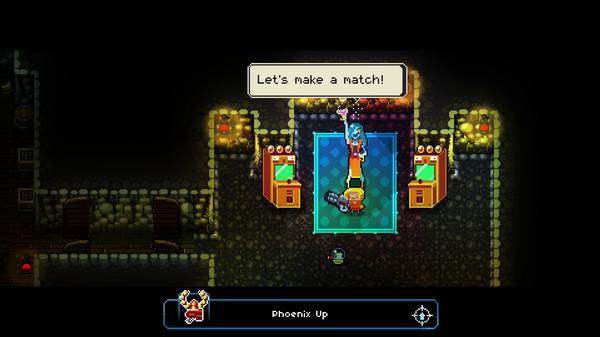 Скриншот №5 к Enter the Gungeon