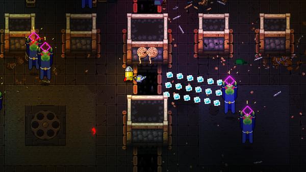 Скриншот №30 к Enter the Gungeon