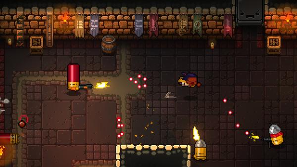 Скриншот №11 к Enter the Gungeon