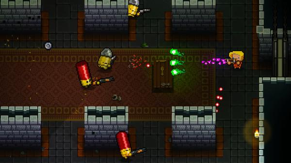 Скриншот №8 к Enter the Gungeon