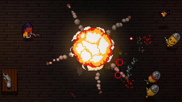 Скриншот №22 к Enter the Gungeon
