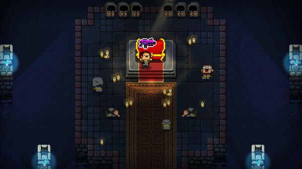 Скриншот №25 к Enter the Gungeon