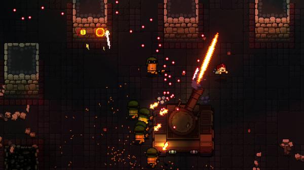 Скриншот №23 к Enter the Gungeon