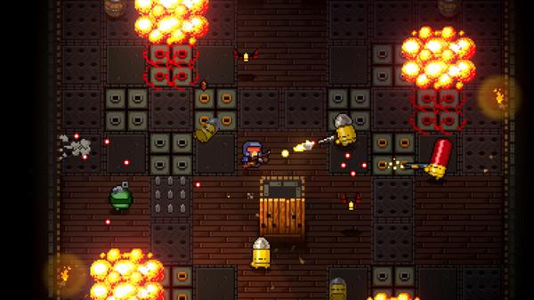 Скриншот №28 к Enter the Gungeon
