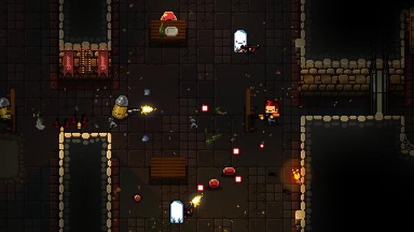 Скриншот №16 к Enter the Gungeon