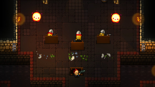 Скриншот №12 к Enter the Gungeon