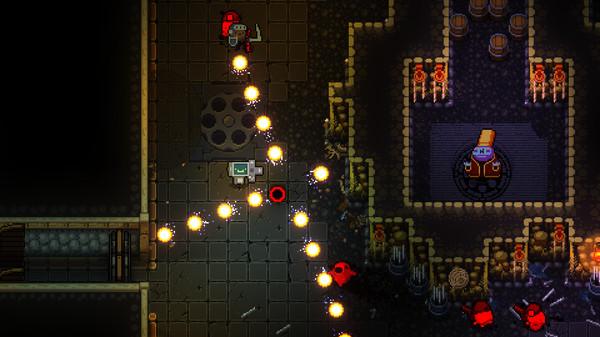 Скриншот №10 к Enter the Gungeon