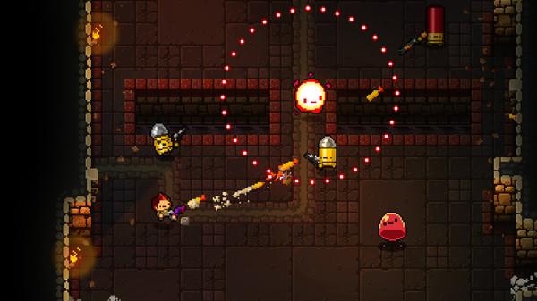 Скриншот №17 к Enter the Gungeon