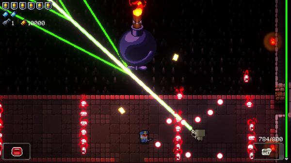 Скриншот №33 к Enter the Gungeon