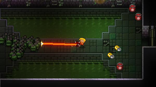 Скриншот №24 к Enter the Gungeon