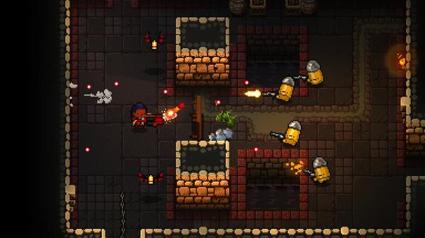 Скриншот №6 к Enter the Gungeon