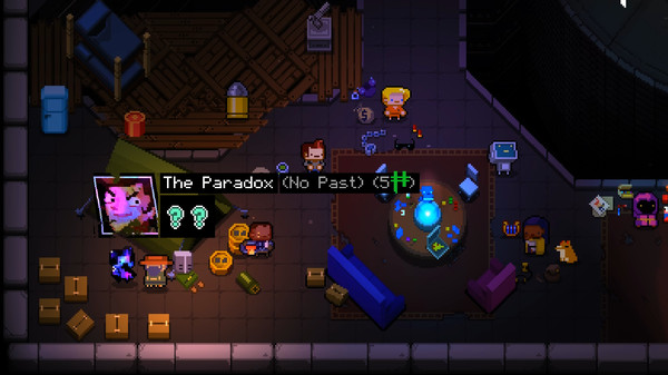Скриншот №34 к Enter the Gungeon