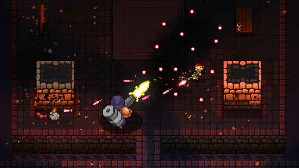Скриншот №18 к Enter the Gungeon