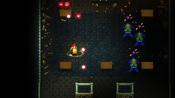 Скриншот №29 к Enter the Gungeon