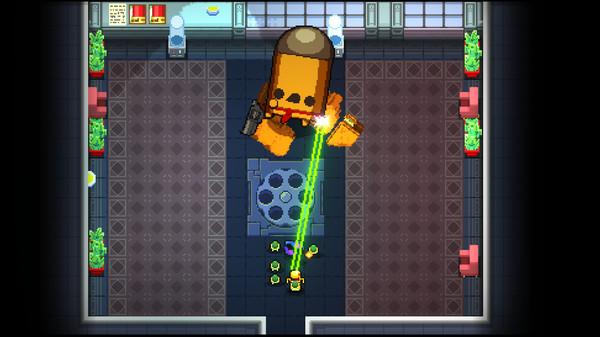 Enter the Gungeon скриншот