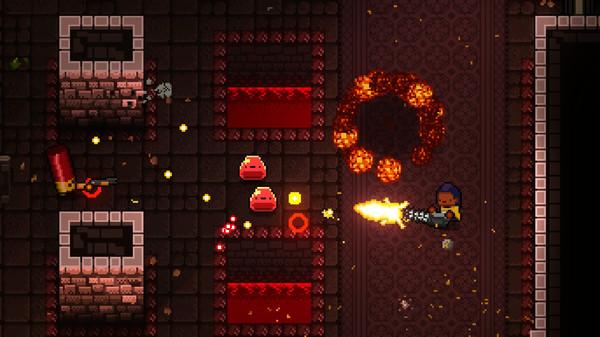 Скриншот №26 к Enter the Gungeon