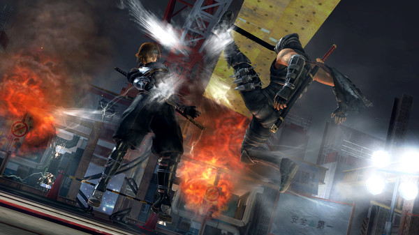 Скриншот №7 к DEAD OR ALIVE 5 Last Round Core Fighters