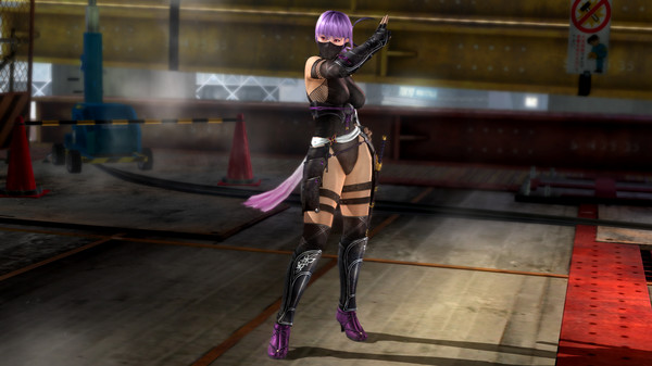 Скриншот №15 к DEAD OR ALIVE 5 Last Round Core Fighters
