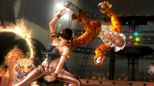 Скриншот №2 к DEAD OR ALIVE 5 Last Round Core Fighters
