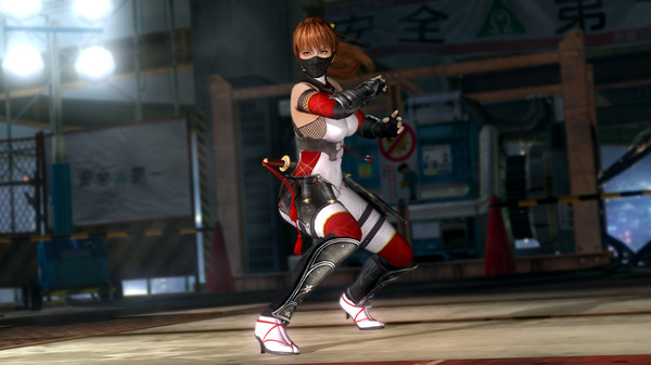 Скриншот №13 к DEAD OR ALIVE 5 Last Round Core Fighters