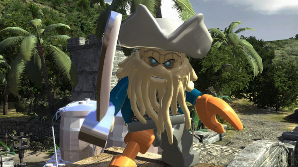 LEGO Pirates of the Caribbean: The Video Game Captura 1