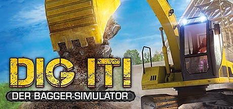 Game Banner DIG IT! - A Digger Simulator