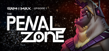 Sam & Max 301: The Penal Zone Cover Image