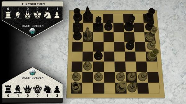 Скриншот №1 к Simply Chess